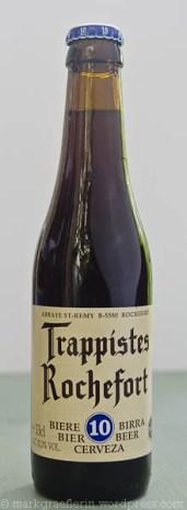 Bruegge Bier Trappistes Rochefort