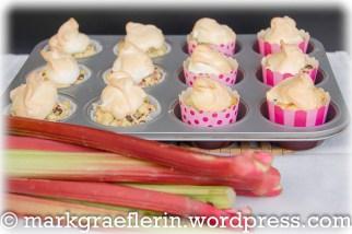 Schoko Rhabarber Muffins 3-1