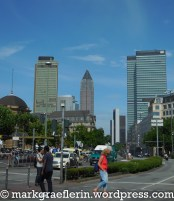 Frankfurt Towers_