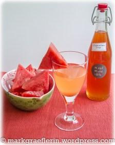 Wassermelonen Sirup 2