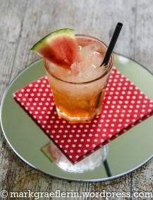 Wassermelonen Sirup 4