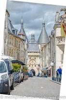 Porte de la Craffe - ältestes Stadttor von Nancy
