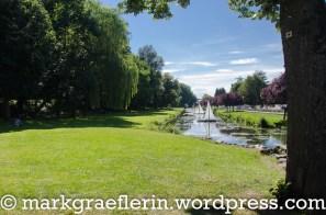 Picknick-Wiese im Schlosspark