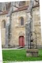 Seiteneingang zur Basilika