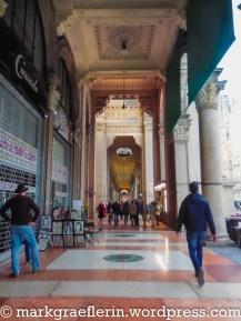 Galleria Vittorio Emanuele Arkaden