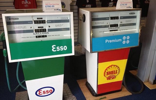 Petrol Pumps for sale at Donington