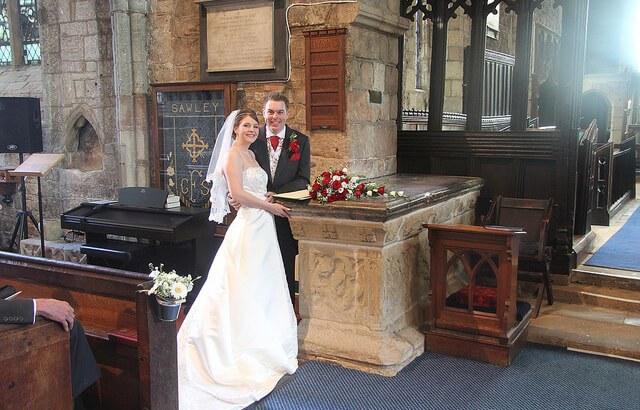 All Saints Parish Church, Sawley