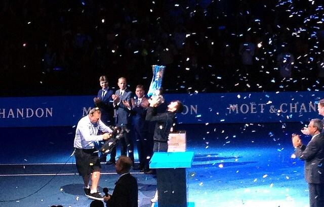 The 2013 ATP Tennis Finals