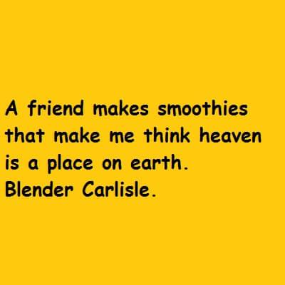 blender carlisle