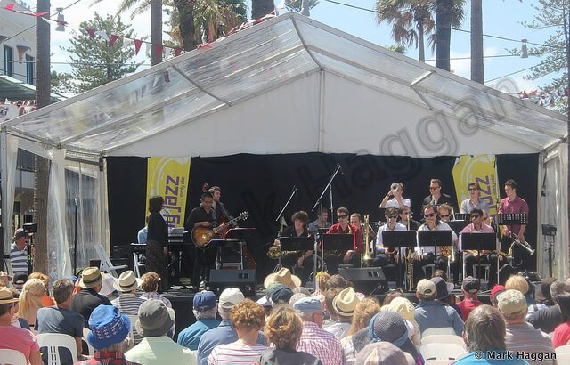 The Manly Jazz Festival