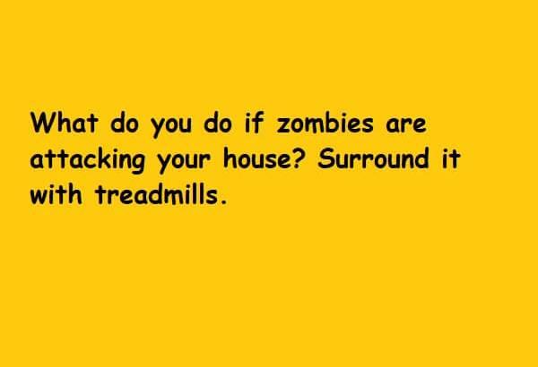 zombie treadmills