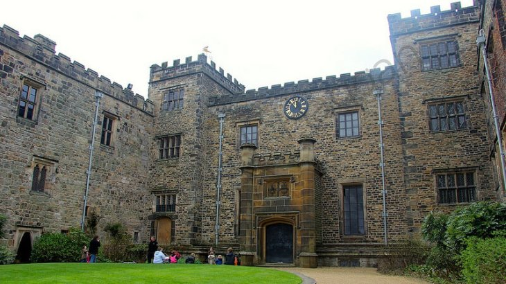 Towneley Hall, Burnley