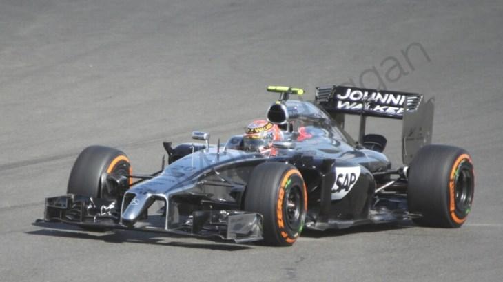 Free Practice 1 for the 2014 British Grand Prix