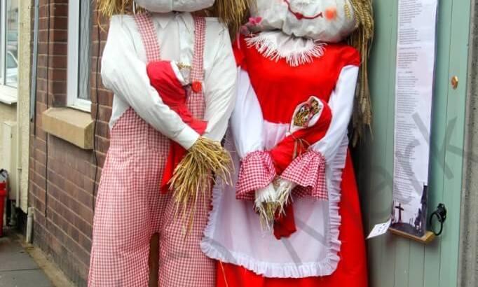 The 2014 Heather Scarecrow Festival