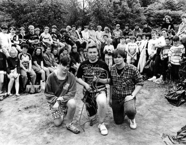 Larne Grammar School Conservation and Environmental Society, June 1990