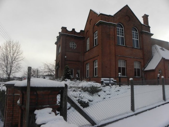 The Carnegie Library, Larne