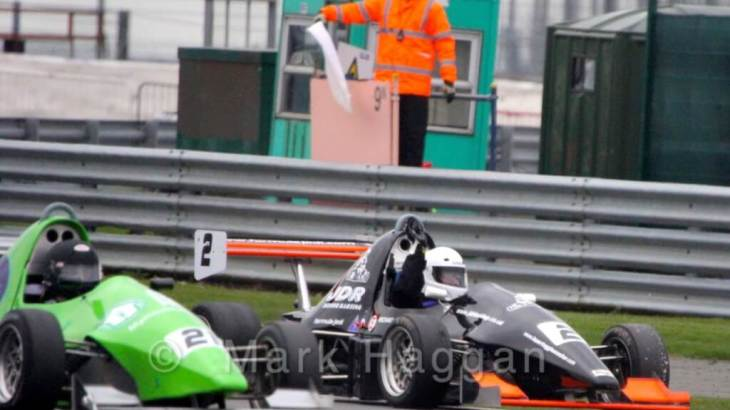 Formula Jedi Racing at Silverstone