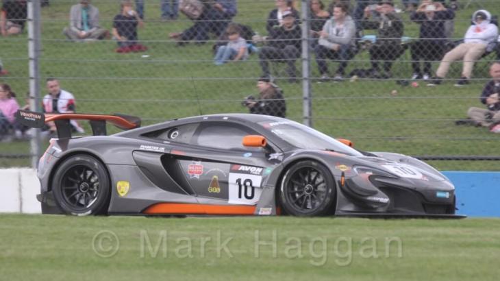 British GT Racing 2015 at Donington