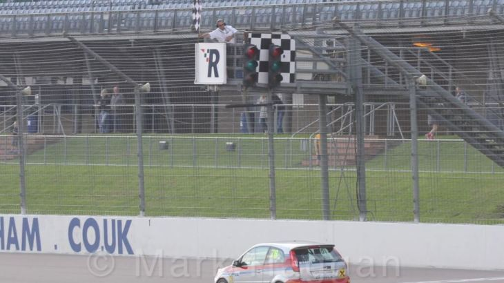 Fiesta Junior Racing at Rockingham