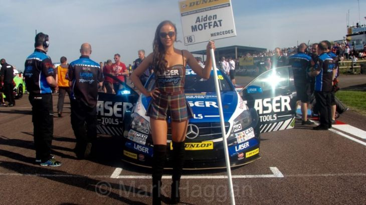 BTCC 2016 at Thruxton