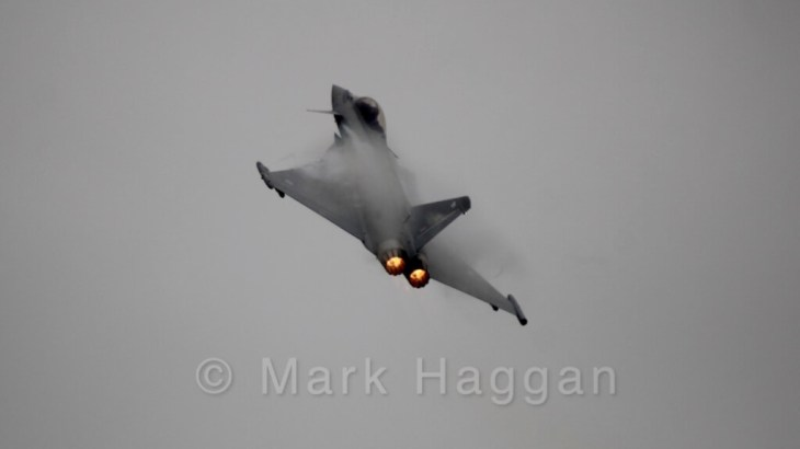 Typhoon Eurofighter