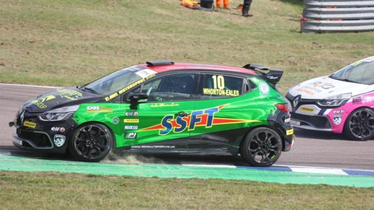 Clio Cup 2016 at Rockingham