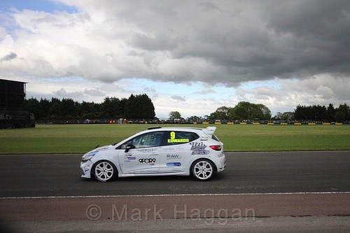Clio Cup at Croft 2017