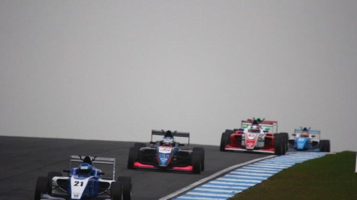 BRDC British F3 Donington 2017