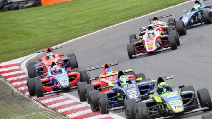 British F4 Brands Hatch 2017