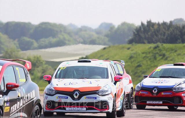 Clio Cup Thruxton 2018