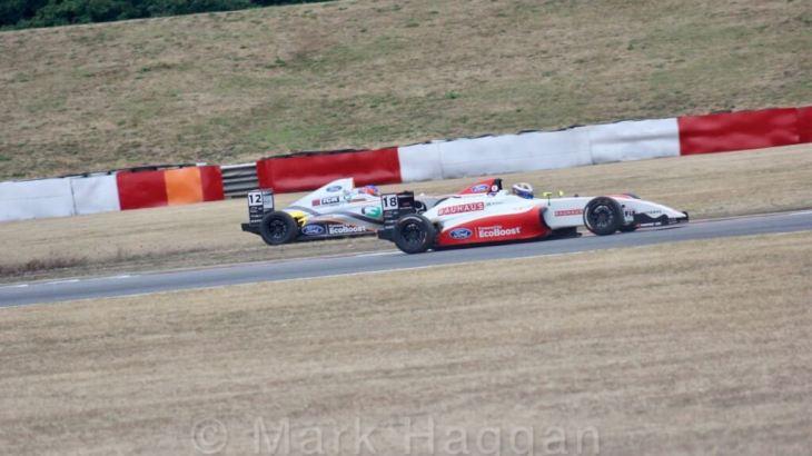 British F4 Snetterton 2018