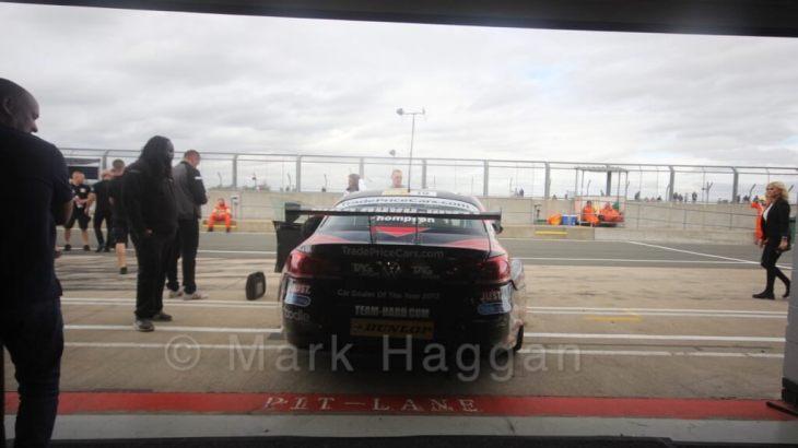 BTCC Silverstone 2018