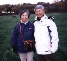 Pastor Wing and Lin