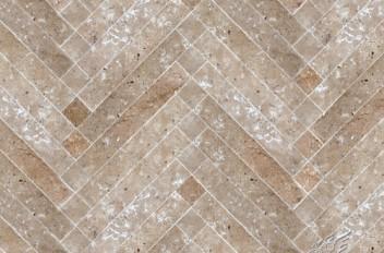 Houndstooth Mosiac Tile