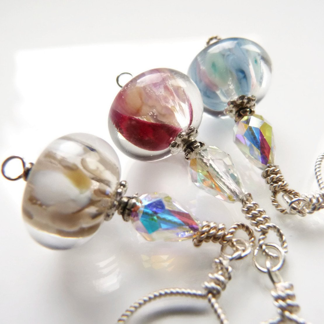 Ethereal Knitting Stitch Marker