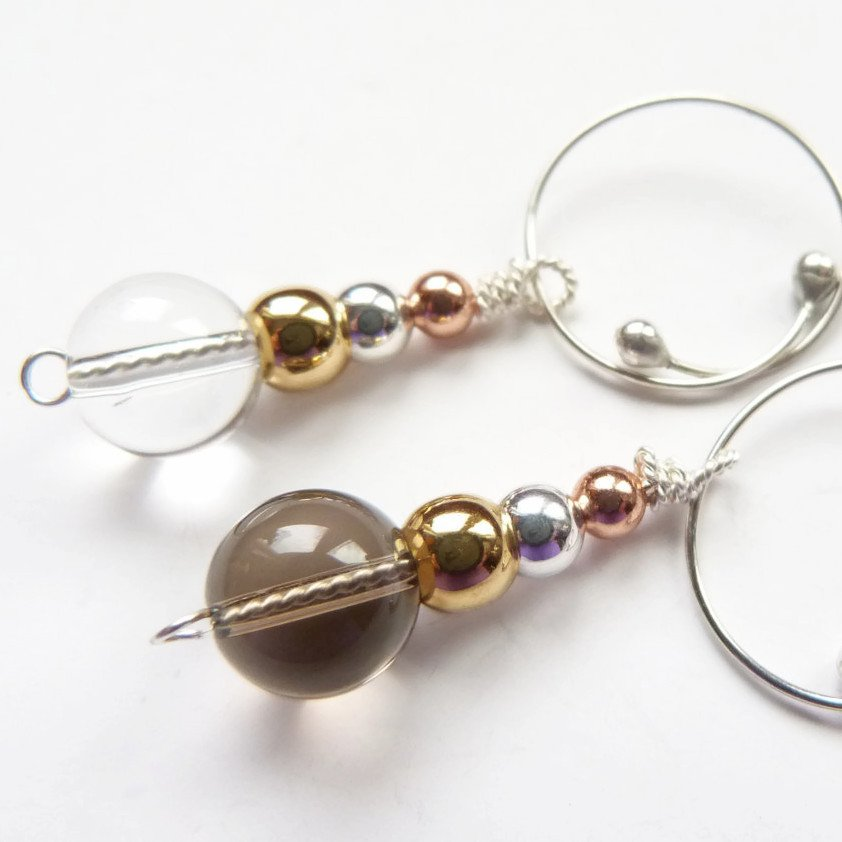 Fortune Teller Removable Stitch Marker