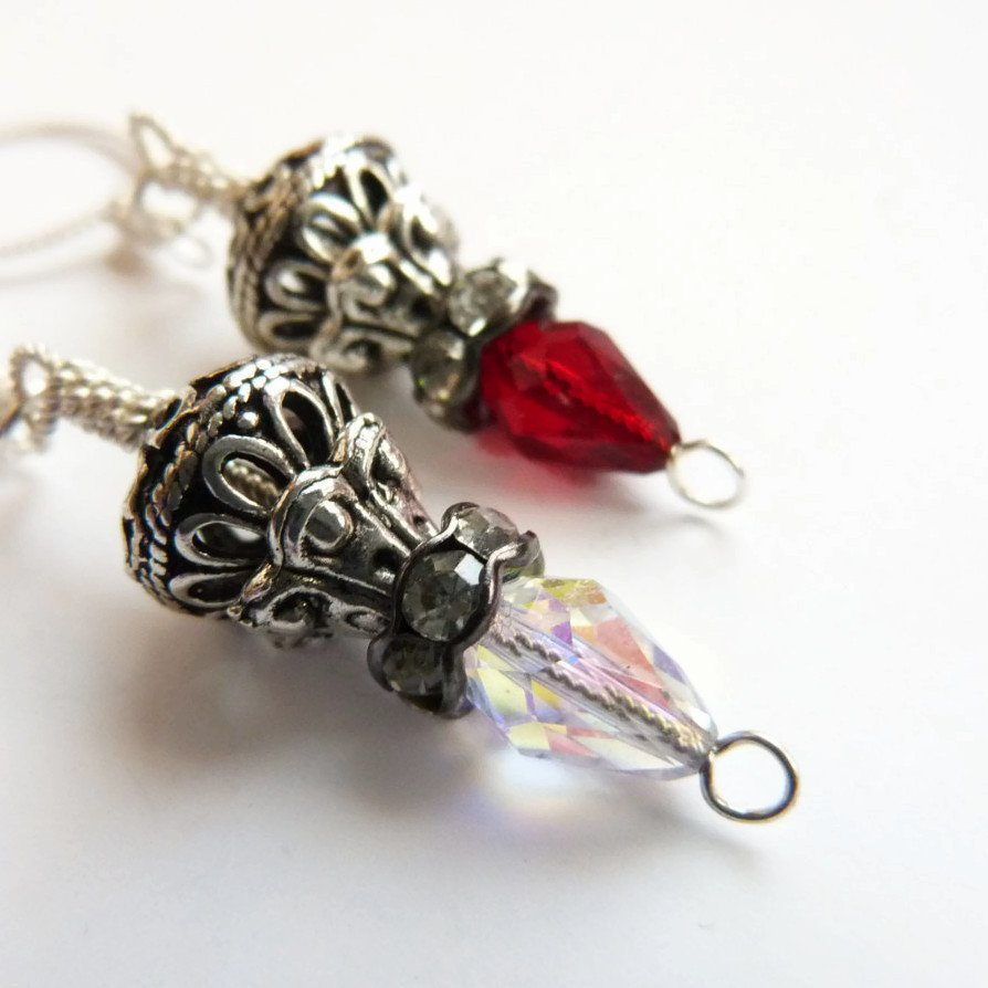 Lamplit Eve Knitting Stitch Marker