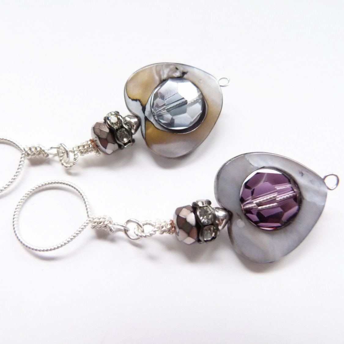 Love Letters Knitting Stitch Marker