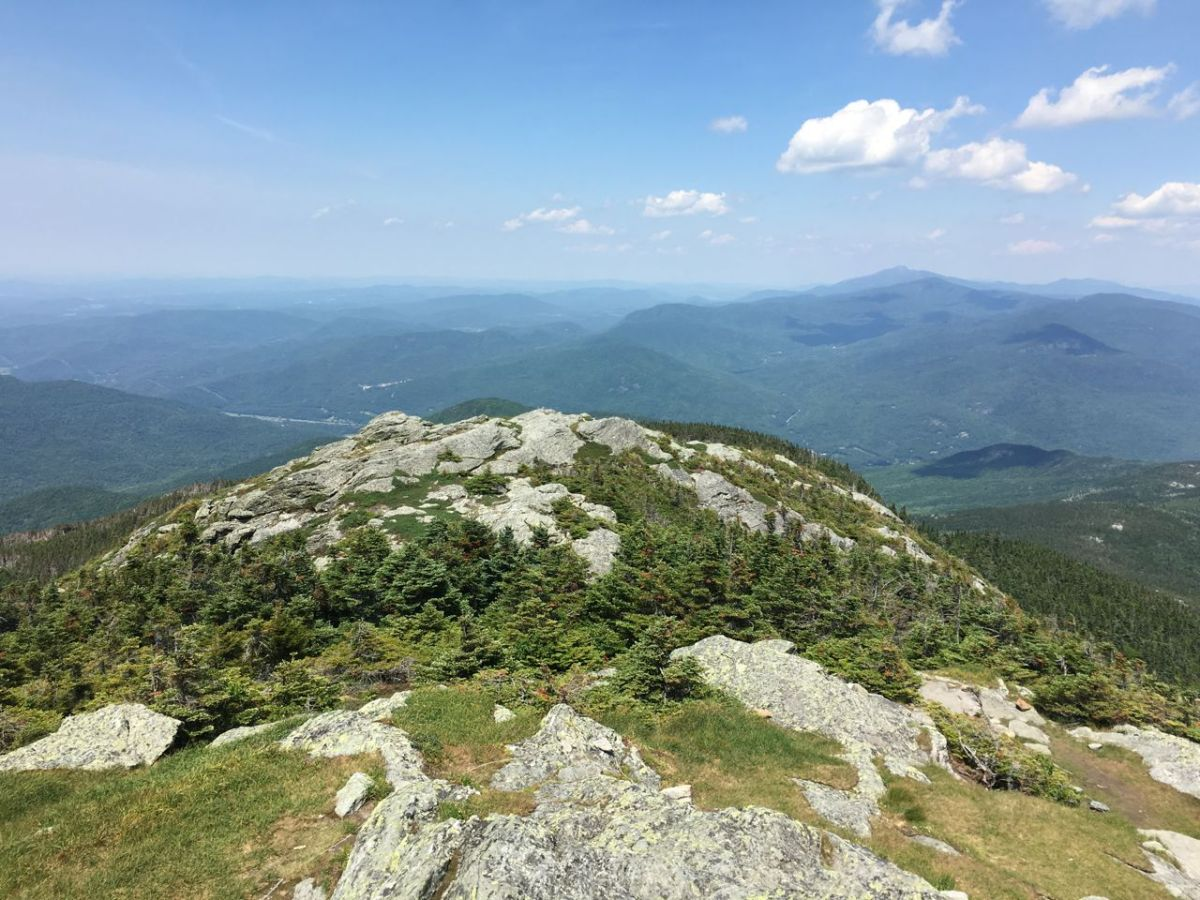 Camel's Hump Vermont