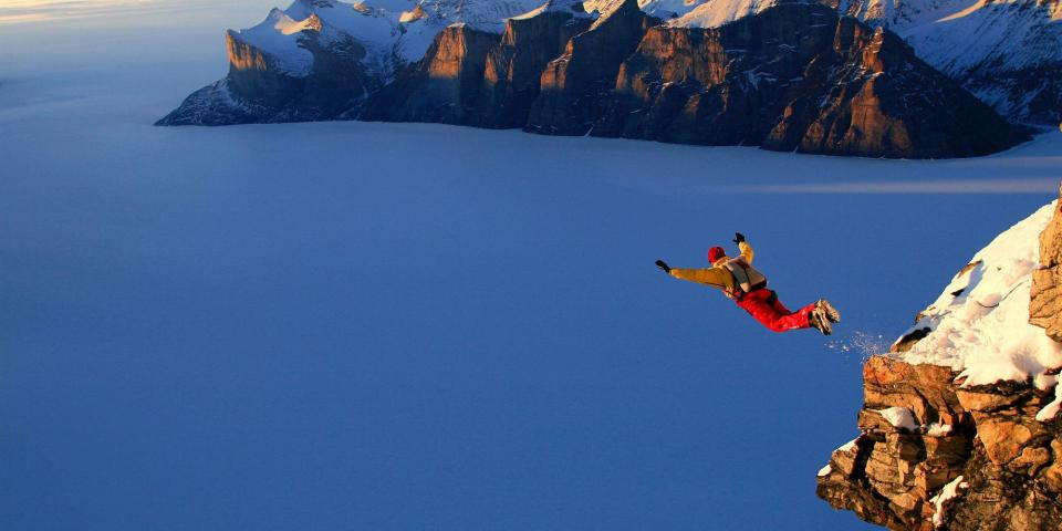 Replug: Is Entrepreneurship like jumping off a cliff and inventing a parachute along the way?