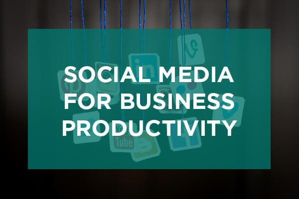 6 ways CIOs can boost productivity with Social Media