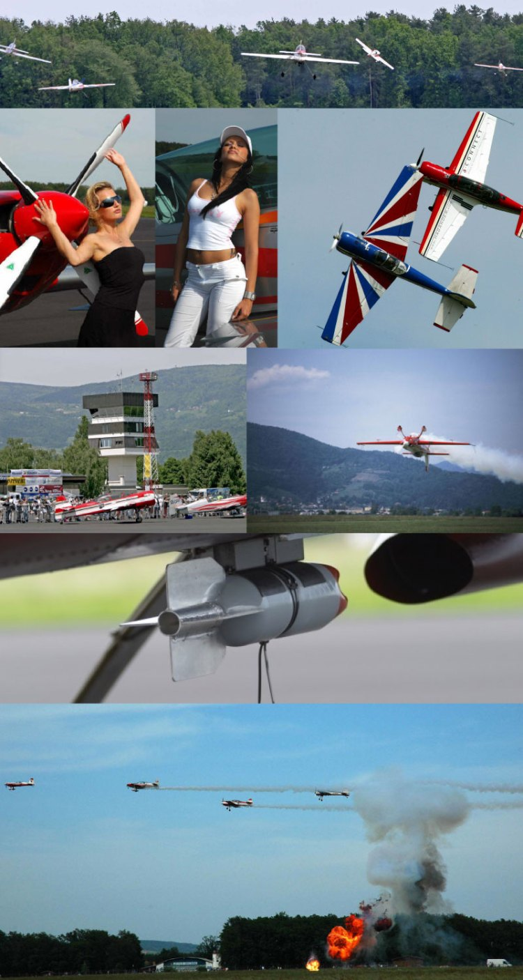 Aero GP Slovinia 2005