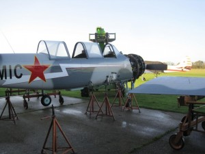 YAK 52 for New Zealand - YAK UK aircraft sales