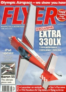 Extra 330LX flown by Steve Jones