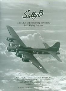 B17 Sally B