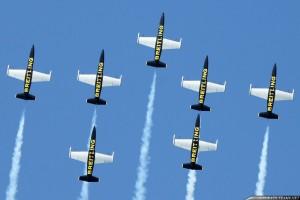 Breitling Jet Team L-39 Albatross