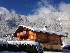 Mont Blanc Retreat