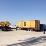 Bahrain container