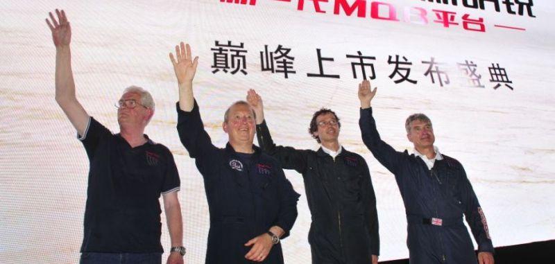 Global Stars team good bye