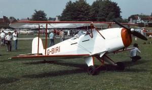 G-BIRI Jungmann